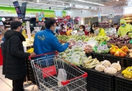 Vietnam's consumer prices record 5-year low in April