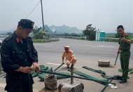 Hanoi removes 30 checkpoints at city entrances as Covid-19 contained