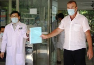 May 3: Vietnam reports one new coronavirus case, tally rises to 271