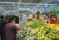 Vietnam supermarkets increase sales from online segment