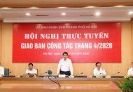 Hanoi to apply anti-Covid-19 mindset to economic development: Mayor