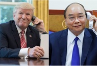 President Trump expects to see Vietnam PM again: Foreign ministry