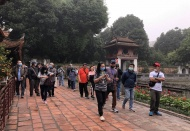 Hanoi plans to stimulate domestic tourism for economic recovery
