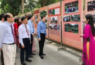 Hanoi hosts expo to mark President Ho Chi Minh's birthday