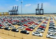 Vietnam's car imports plunge 36.2% in 4 months