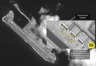 Chinese maritime patrol aircraft spotted on Vietnamese islands