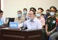 Vietnam admiral stands military court over land mismanagement