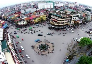 Hanoi should set standard for a city of future: JETRO representative