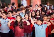 Hanoi: Parents of int'l schools oppose to tuition fees for online teaching