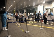 Vietnam airports required to tighten Covid-19 prevention measures