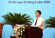 Hanoi keeps working to improve air quality and environmental protection