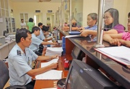 Fees and charges make up growing shares in Vietnam state budget revenue