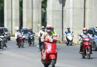 Scorching heat to keep battering Hanoi into July