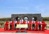 US ambassador announces completion of project to preserve UNESCO heritage site Ho Citadel