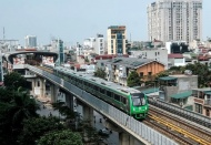 Hanoi's first metro eligible for commercial operation in late 2020