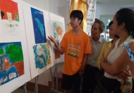 Hanoi students call for wildlife protection