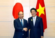 Half of Japan firms planning to diversify supply chains pick Vietnam: Abe Shinzo