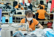 Vietnam gains ground over China in apparel exports to US