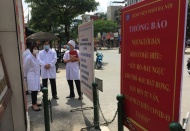 Health ministry checks two high-risk hospitals in Hanoi