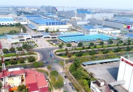 Demand for industrial real estate remains high as more companies relocate to Vietnam