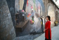 Cultural space in Phung Hung street expanded to diversify Hanoi tourism offers