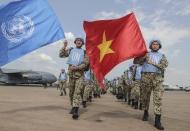 Vietnam's major milestones in diplomacy and defense