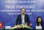 Vietnam strives to best perform its ASEAN Chairmanship as Covid-19 rages