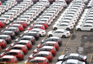 Vietnam car imports surge over 85% in August