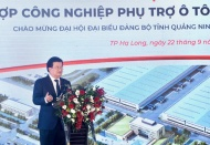 Vietnam aims to have locally-made cars: Deputy PM