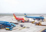 Vietnam transport ministry to issue licenses for airlines operating international flights