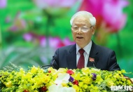 Top leader demands thorough preparations to ensure success of upcoming Party Congress