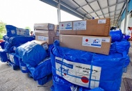 Japan provides disaster relief to Vietnam central province hit by severe floods