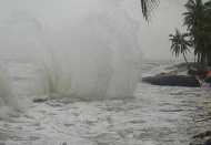 Vietnam relocates over 1.2 million people ahead of powerful storm Molave