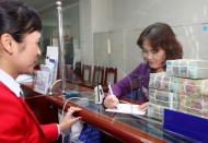 Vietnam four major state-owned banks can raise registered capital with gov't funding