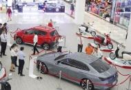 Car sales in Vietnam surge 15% in October