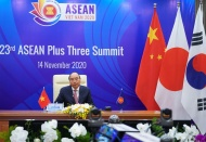 ASEAN+3 seek to boost economic connectivity and recovery