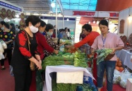 Hanoi holds trade fair promoting Vietnamese goods