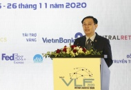 Logistics firms in Hanoi only meet 25% of demand: City Party chief