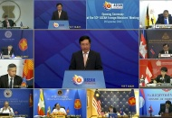 How East Sea issues weigh on at ASEAN meetings?