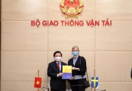 Sweden proposes US$2-billion commercial loan for aviation projects in Vietnam