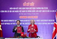 Vietnam – UK free trade agreement takes new step for bilateral ties