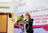 US helps Vietnam end HIV, TB by 2030