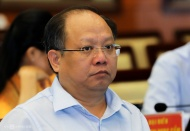 Former Deputy Secretary of HCM City's Party Committee arrested