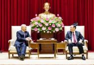 Vietnam, Indonesia target US$10-billion bilateral trade turnover in 2021