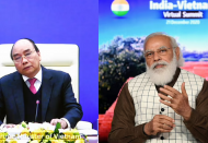 Vietnam, India unveil joint vision amid shared interest in Indo-Pacific