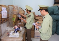 Hanoi intensifies efforts to combat smuggling and trade frauds ahead of Tet holiday