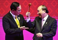 How is Vietnam's role in world affairs 2020?