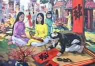 Tet customs to be re-enacted in Hanoi