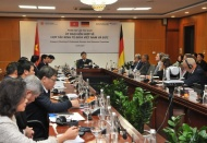 Vietnam seeks Germany's support for digital transformation in manufacturing