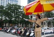Hanoi to restrict downtown traffic during National  Party Congress